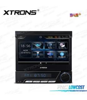 "RADIO 7"" UNIVERSAL 1 DIN GPS PANTALLA TÁCTIL"