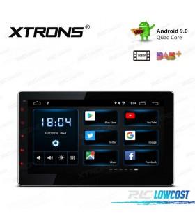 "RADIO GPS UNIVERSAL 2 DIN PANTALLA TÁCTIL 10.1"""
