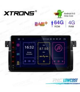 "RADIO 9"" BMW GPS PANTALLA TÁCTIL"
