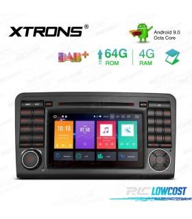 "RADIO GPS 7"" PANTALLA TÁCTIL Mercedes-Benz"
