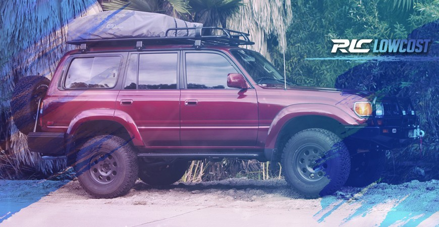 LAND CRUISER (FJ82) (92-97)