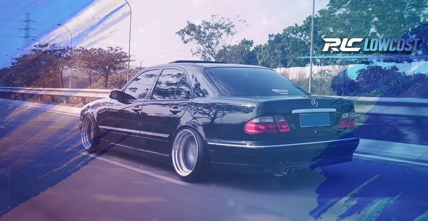 CLASE E W210 (99-02)