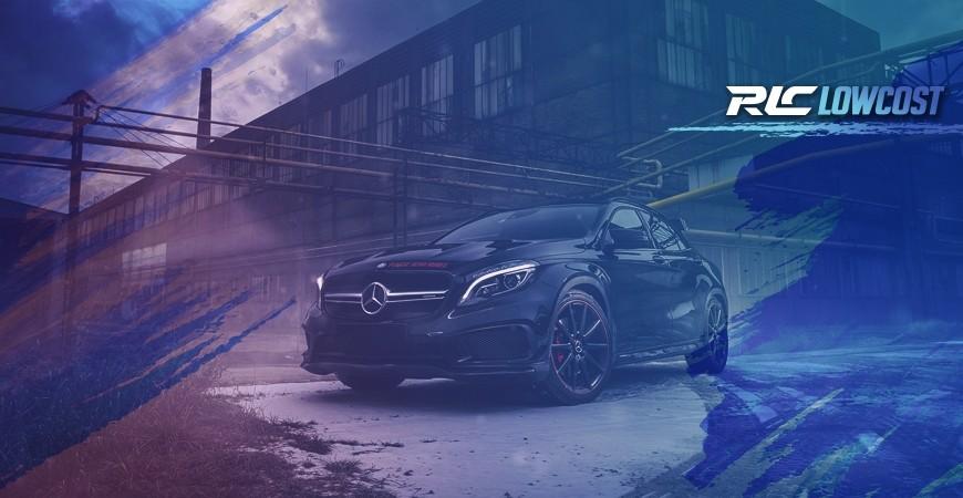 Accesorios y piezas de recambios para Mercedes GLA X156